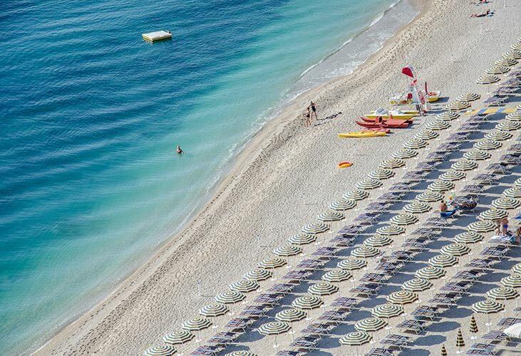"""Spiaggia di Numana Alta  """"La Spiaggiola"""""""