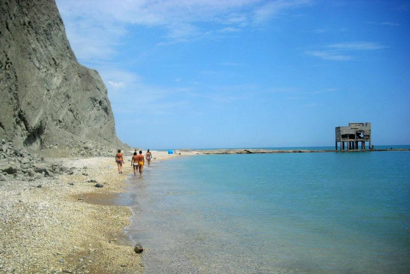 Spiaggia del Trave